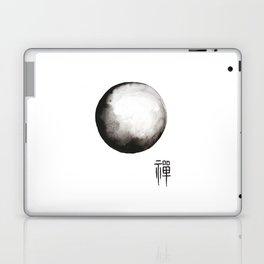 "Zen painting and Chinese calligraphy of ""Zen"" Laptop & iPad Skin"