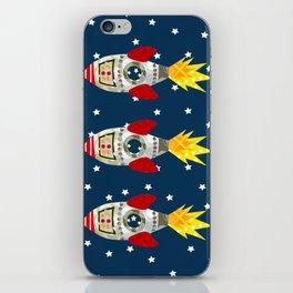 drift retro rockets iPhone Skin