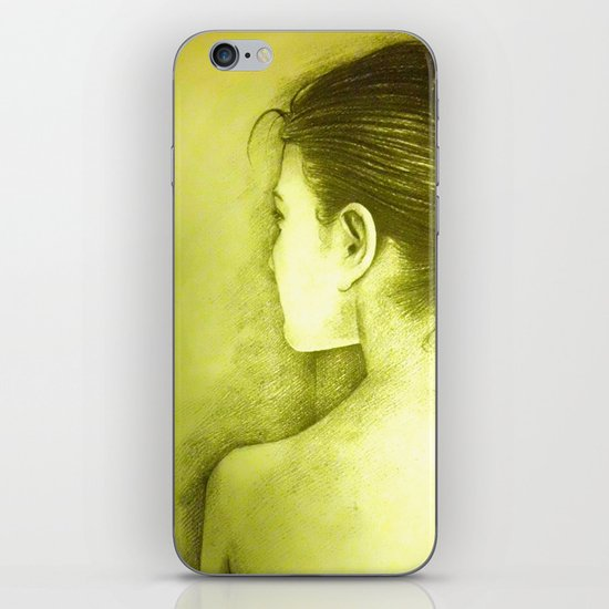 BEHIND iPhone & iPod Skin