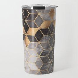 Smoky Cubes Travel Mug