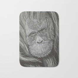 Orangutan Bath Mat