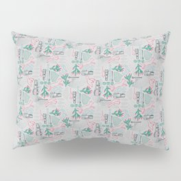 Escape from the city 3 Pillow Sham