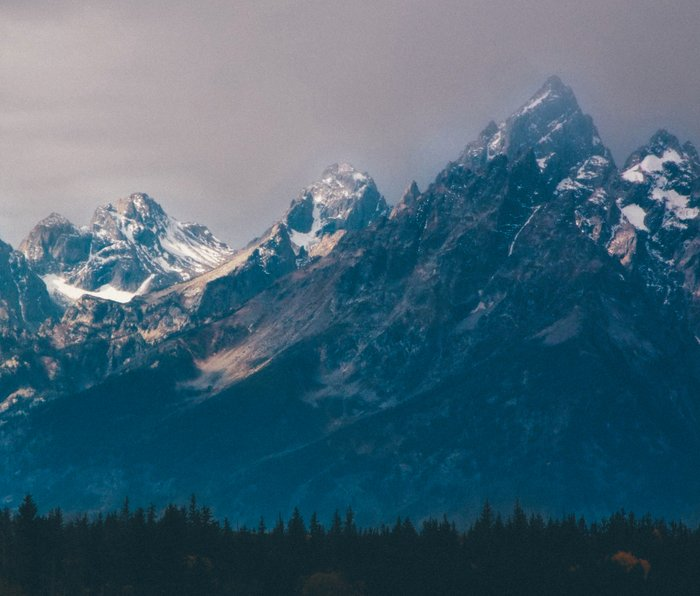 Magic Mountains Metal Travel Mug