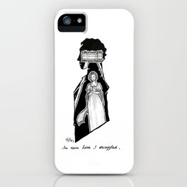M. Darcy  iPhone Case