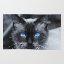 Blue Eyes Rug