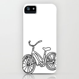Beach Cruiser iPhone Case