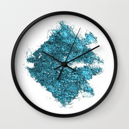 "Wide Wets : Darko ""The"" Big Wall Clock"