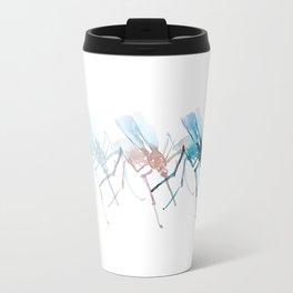Mosquitoes. Travel Mug