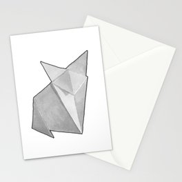 Origami Cat Stationery Cards