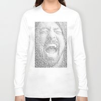 dave grohl Long Sleeve T-shirts featuring Dave Grohl. Best Of You by Robotic Ewe