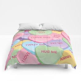 Valentine's candies Comforters