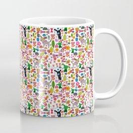 Doggy Park Coffee Mug