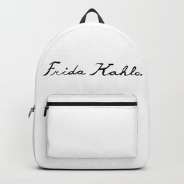 Frida Kahlo's Signature Backpack