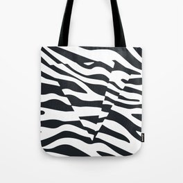 Tiger Stripes Tote Bag