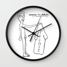 Riendo Salads Need for Speed Issue 2 Wall Clock
