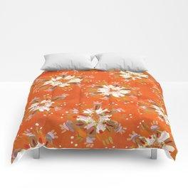 Blush Golden Autumn Comforters