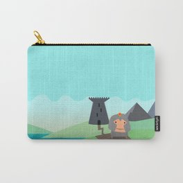Shining Knights - The Warrior Carry-All Pouch