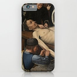 The Judgment of Cambyses iPhone Case