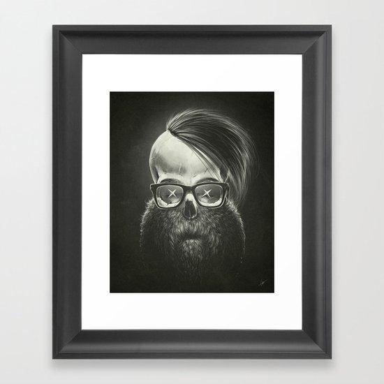 N.E.R.D. - (No-One Ever Really Dies) Framed Art Print