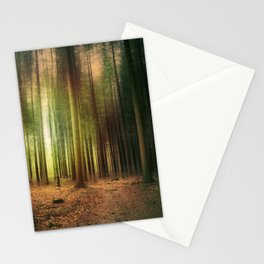 Sunny Forest II Stationery Cards