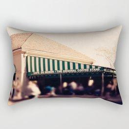 Cafe Du Monde Rectangular Pillow
