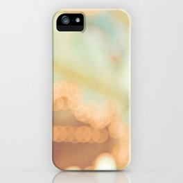 Carousel Dreams iPhone Case