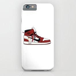 9891a471b2cb Jordan I x Off White iPhone Case