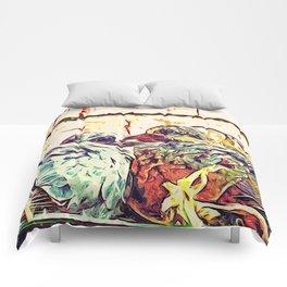 Baby Birds Comforters