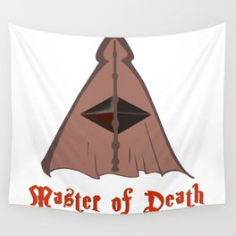 Master of death Wall Tapestry