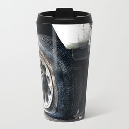 Flat Tire! Travel Mug