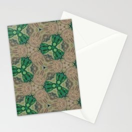 Mix of Mutated Patterns Var. 5 Stationery Cards