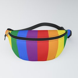 LGBTQ+ Pride Flag Fanny Pack