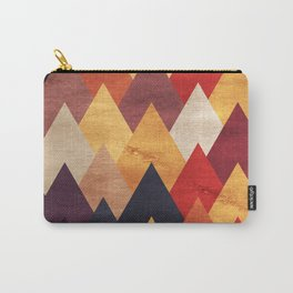 Eccentric Mountains Carry-All Pouch
