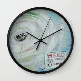 Introducing Irma Wall Clock
