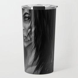 Mileena Portrait Travel Mug