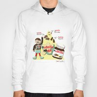 nutella Hoodies featuring I {❤} NUTELLA by lilycious