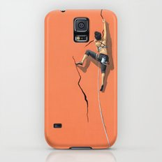 Climbing: Solitude Slim Case Galaxy S5