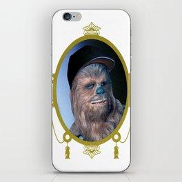 Chewie - The Wookiee iPhone Skin