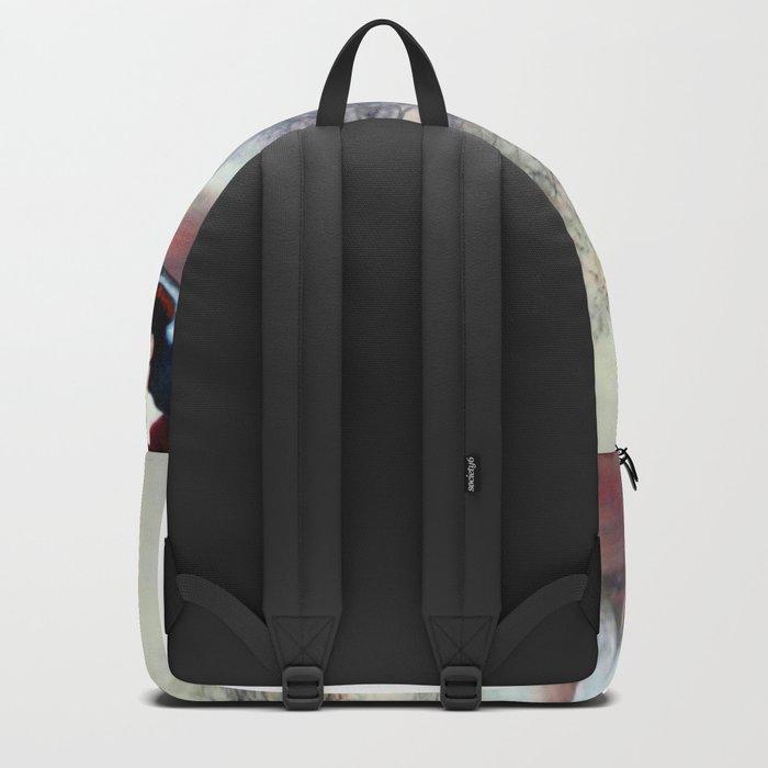 Mona Lisa and Friends Backpack