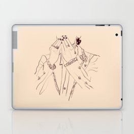 Treat people with kindness Laptop & iPad Skin