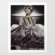 __ Art Print