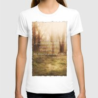 forrest T-shirts featuring Forrest by Terri Ellis
