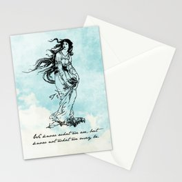 Hamlet - Ophelia - William Shakespeare Stationery Cards