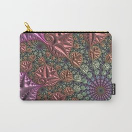 funky fractal Carry-All Pouch