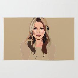 Kate Moss Rug