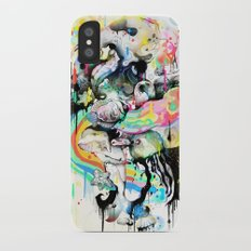 Ink Fight Colors Slim Case iPhone X