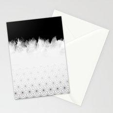 Christmas Geometric Pattern Stationery Cards