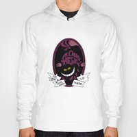 cheshire Hoodies featuring Cheshire by Nados