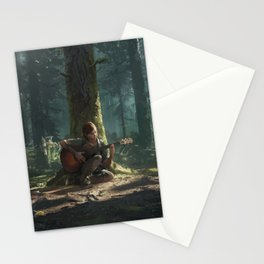 The Last of Us Part II Stationery Cards