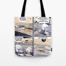 Laugh Menu 79 Tote Bag